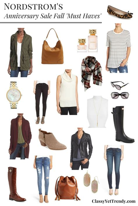 nordstrom anniversary sale fall must haves yet