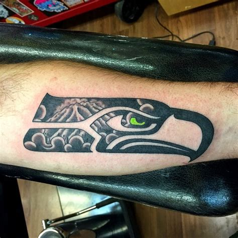 seattle seahawks tattoos seahawks tattoos designs ideas and meaning tattoos for you