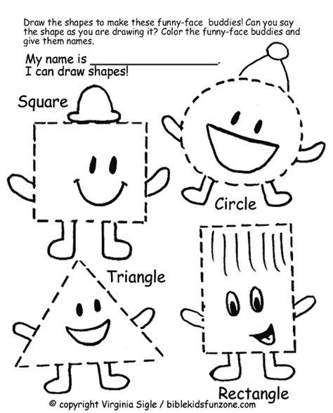 kindergarten ideas esl shapes assessment free worksheet shapes activities
