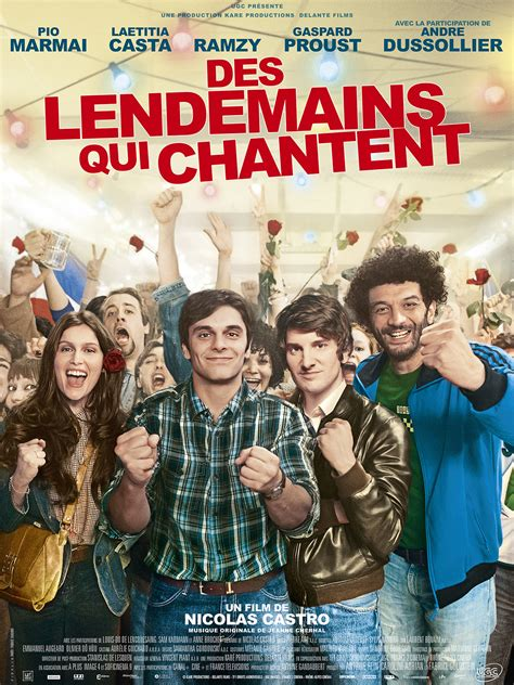 film comedie francaise streaming des lendemains qui chantent film 2013 allocin 233