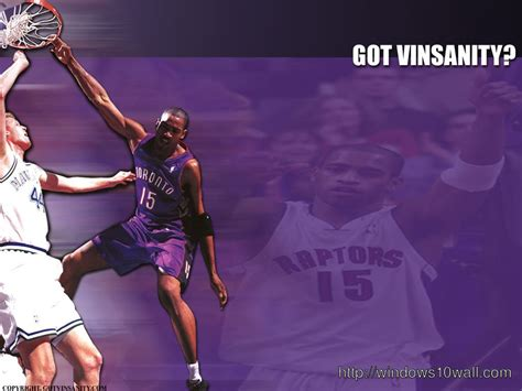 vince carter widescreen background wallpaper windows