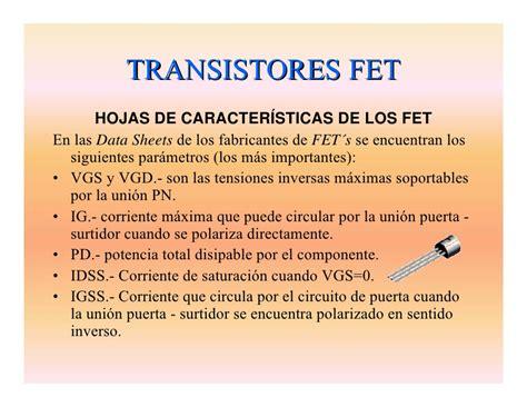 transistor fet usos transistor fet aplicaciones 28 images electronica transitores efecto de cambio transistor