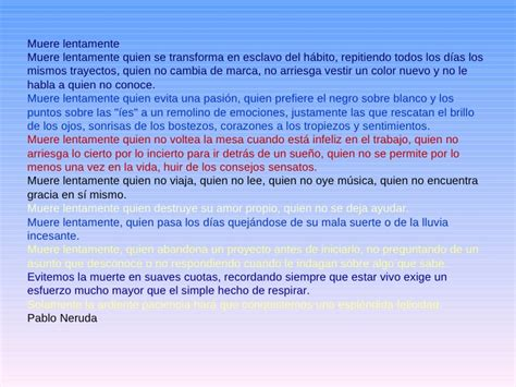 jos 233 mar 237 a arguedas una voz imprescindible en la literatura peruana gracia morales pablo neruda muere lentamente poema 15 pablo neruda 20