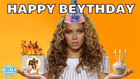 Beyonce Birthday Meme - happy birthday beyonce from justin bieber one news page