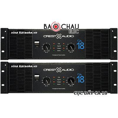 Power Lifier Crest Audio Ca 18 crest audio ca 18 c盻 c 苟蘯ゥy power lifer crest audio ca 18