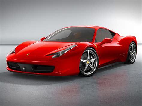 Ferrari 458 Italia or McLaren MP4 12C.   My Car Heaven