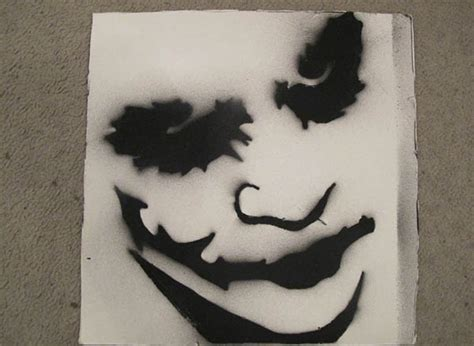 45 beautiful spray paint art stencils free premium