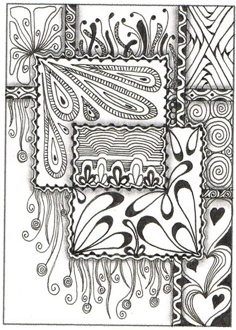 all doodle creative doodling with judy west atc 4
