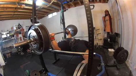 paused bench press paused bench press 365 lb x 2 2rm youtube