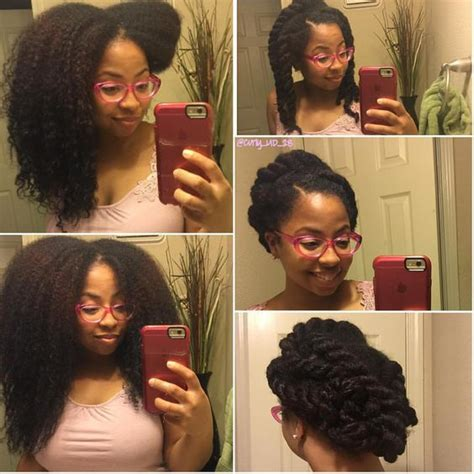 best blow dryers for 4c natural hair protective natural hair styles on instagram by curly md