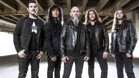 access all areas stories from a rock books anthrax guitarist ian announces new book anthrax