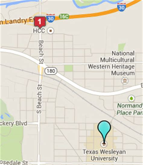texas wesleyan university map hotels near texas wesleyan university fort worth