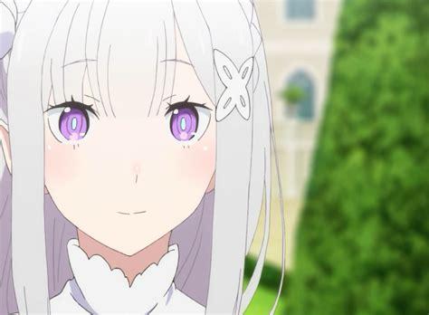 Emilia Rezero Kara Hajimeru Isekai Seikatsu Phone 1 emilia re zero kuyers of cafe island