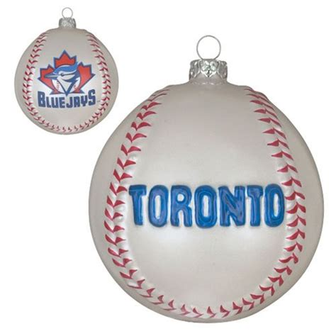 toronto blue jays christmas ornament christmas blue jays