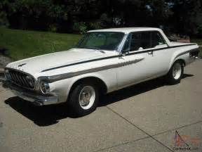 1962 dodge polara 500 quot quot factory air 28k