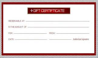 word document gift certificate template business gift certificate template 11 free word pdf