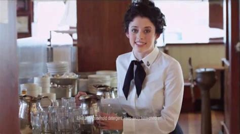 International Concepts Kitchen Island by Tide Pods Waitress Commercial Actress Mary Neely