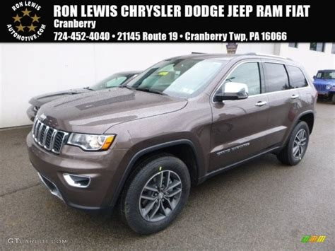 brown jeep grand 2017 2017 walnut brown metallic jeep grand limited 4x4