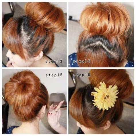diy korean hairstyles 58 best cute girl hairstyles images on pinterest girl