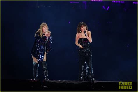 taylor swift tour employees selena gomez shares heartfelt message to best friend