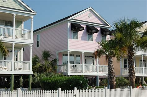 Houses Myrtle by Myrtle House Rentals Beachcomber Vacation Rentals
