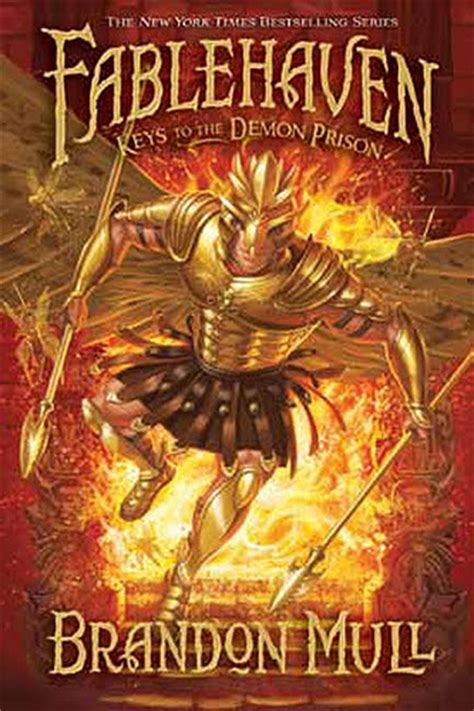facing your demons books book review fablehaven to the prison