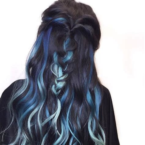 silver blue long hair pictures photos and images for facebook 50 super cool blue ombre hair styles hair motive hair motive