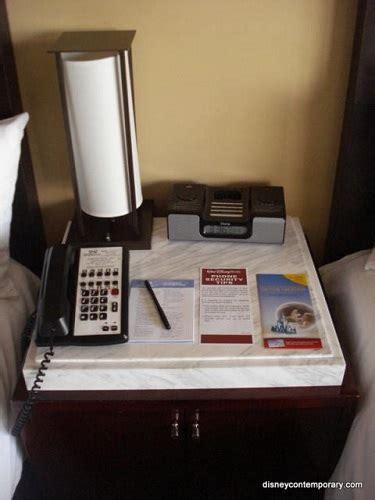 walt disney world resort removing alarm clocks