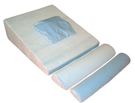 pillows to prop you up in bed prop up pillow memory foam bed wedge pillow