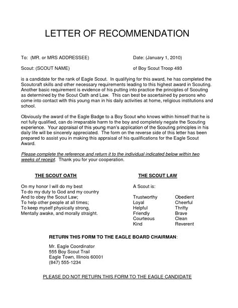 Letter Of Recommendation Not Submitted http digpro net wp content uploads 2016 10 eagle scout