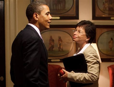 valerie jarrett is the other power in the west wing valerie jarrett and the president israel my beloved