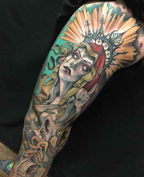 tattoo magazine designs artist teresa sharpe usa