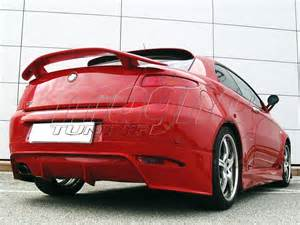 Alfa Romeo Gt Accessories Alfa Romeo Gt Dtm Style Lower Rear Wing