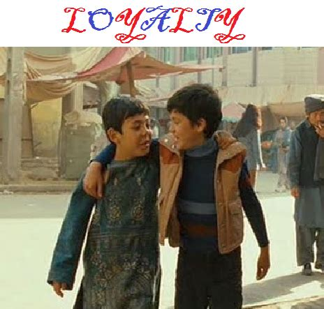 themes of loyalty and betrayal in the kite runner the kite runner
