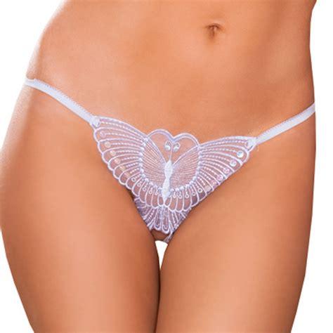 open crotch butterfly wt