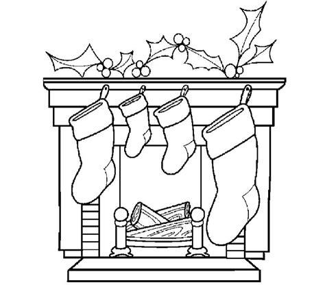 圣诞袜简笔画图片 壁橱前的圣诞袜 简笔画 5068儿童网