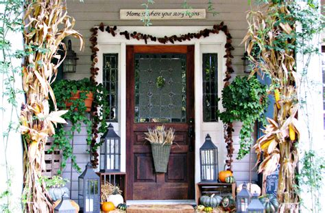 front porch decorating ideas from around the country diy country front porch decorating ideas for fall jburgh