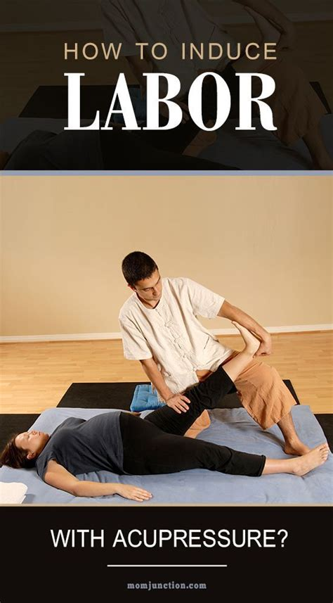 8 Ways To Induce Labour by 12 Most Effective Acupressure Points To Induce Labor
