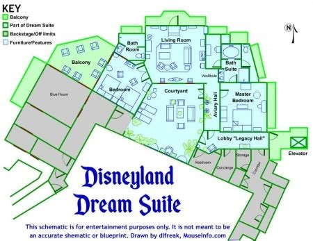 disneyland dream suite dream suite travel places pinterest