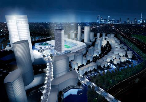 queens park rangers stadium  architect