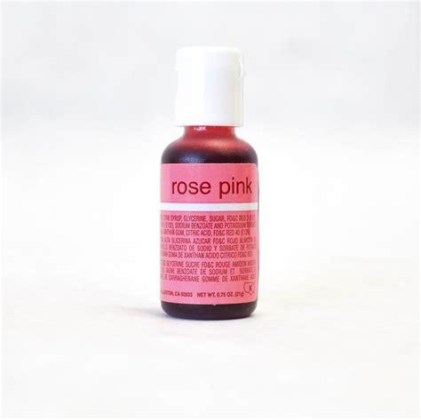 pink food coloring chefmaster liqua gel paste food color 70oz pink