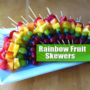 rainbow fruit platters on pinterest rainbow birthday