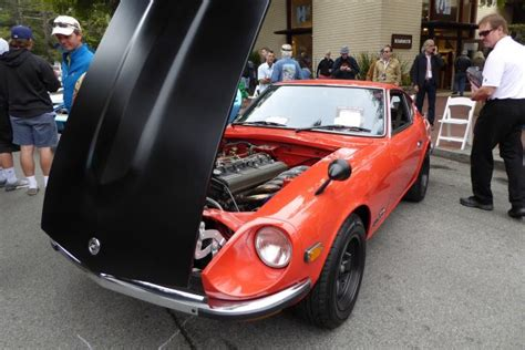 nissan fairlady 2016 seven favorite cars from the 2016 concours on the avenue