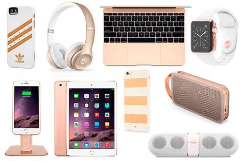 15 Drop Dead Gorgeous Apple Gold Gadgets