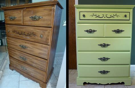 best paint for laminate dresser this is mine i made this dresser had fake wood paper