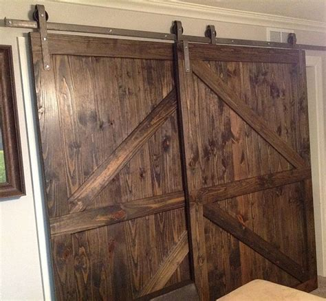 Decorating 187 Bypass Barn Doors Inspiring Photos Gallery Bypass Barn Door
