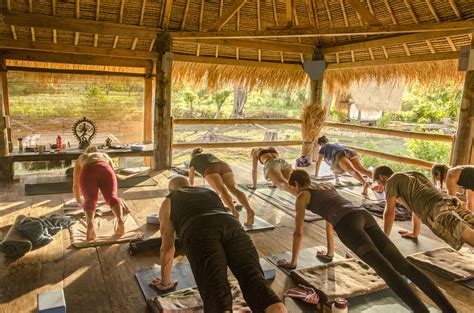 yoga healing retreat sarvangaflow
