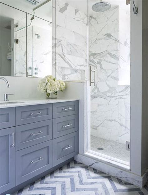 Bathroom Tile White by 29 Gray And White Bathroom Tile Ideas And Pictures
