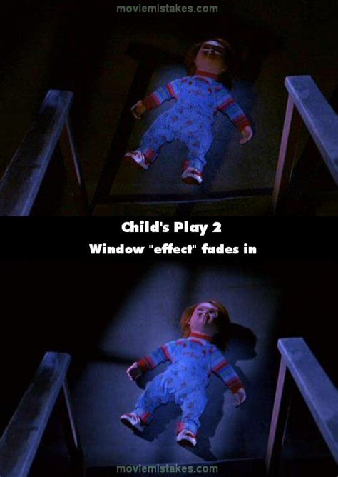 chucky movie mistakes child s play 2 movie mistake picture 16
