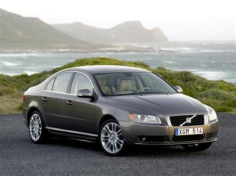 2008 volvo s80 t6 specs 2008 volvo s80 t6 awd review